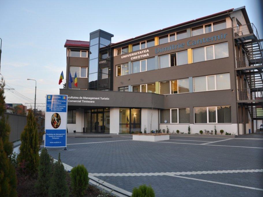 Universitatea Creştină Dimitrie Cantemir