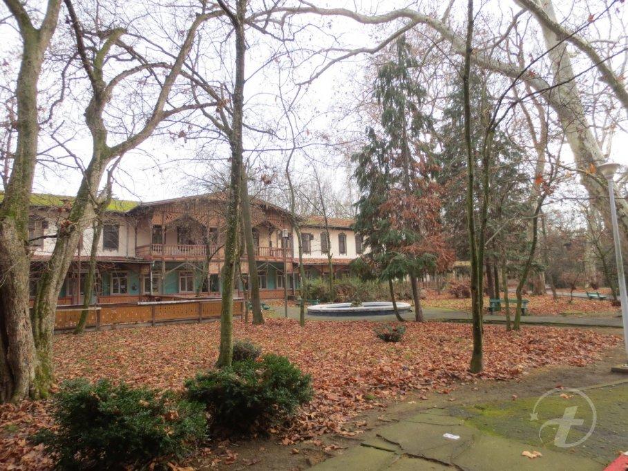 Parcul din Buzias
