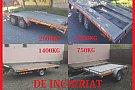 Inchirieri platforme 2000 kg - 2500 kg in Timisoara