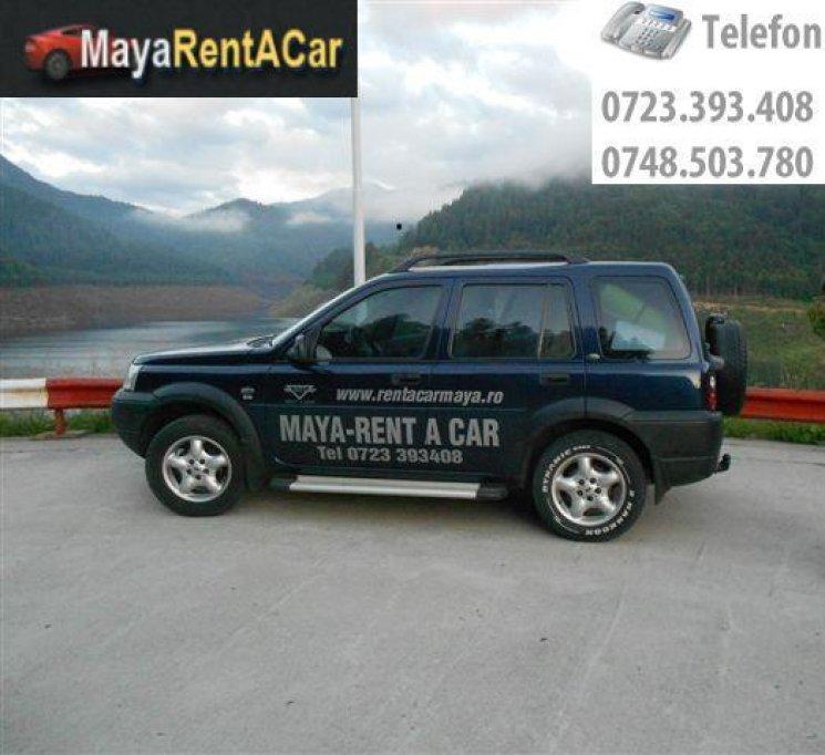 Maya Rent a Car