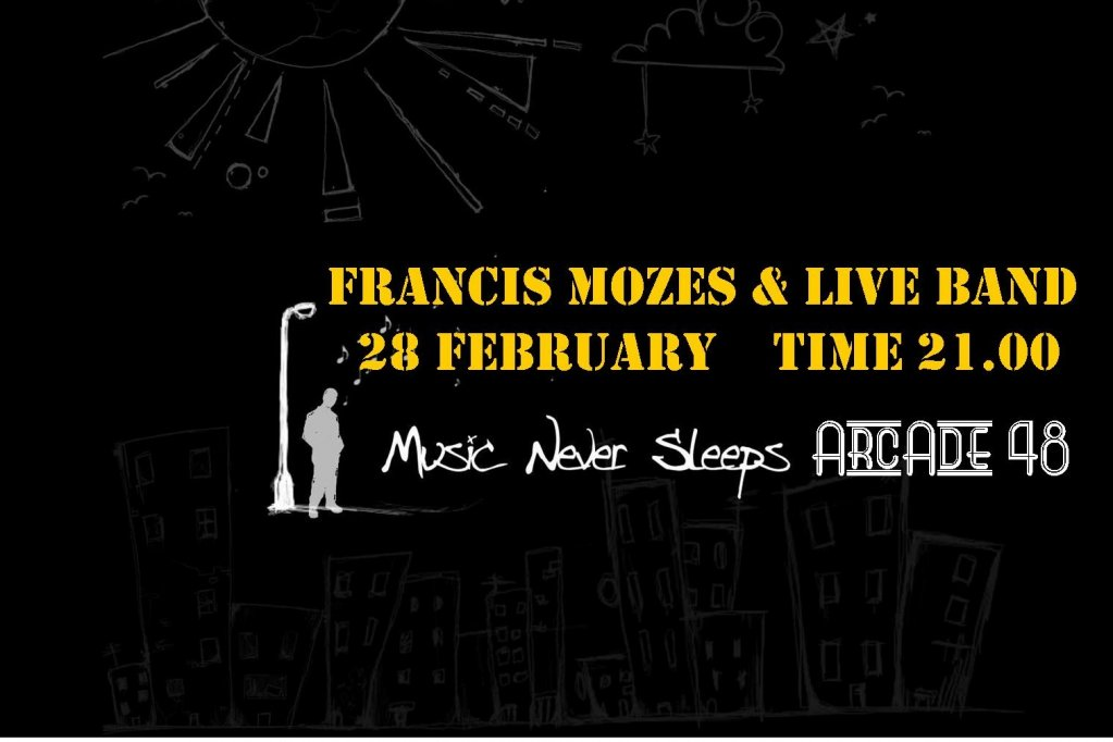 Francis Mozes and Live Band