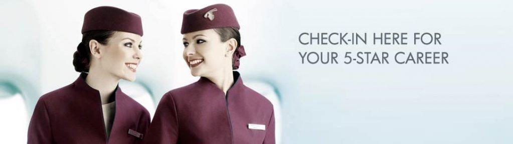 Qatar Airways recruteaza pe 16 februarie la Timisoara