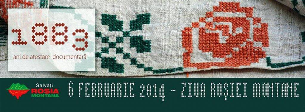 Ziua Rosiei Montane la Timisoara (6-8 februarie 2014)