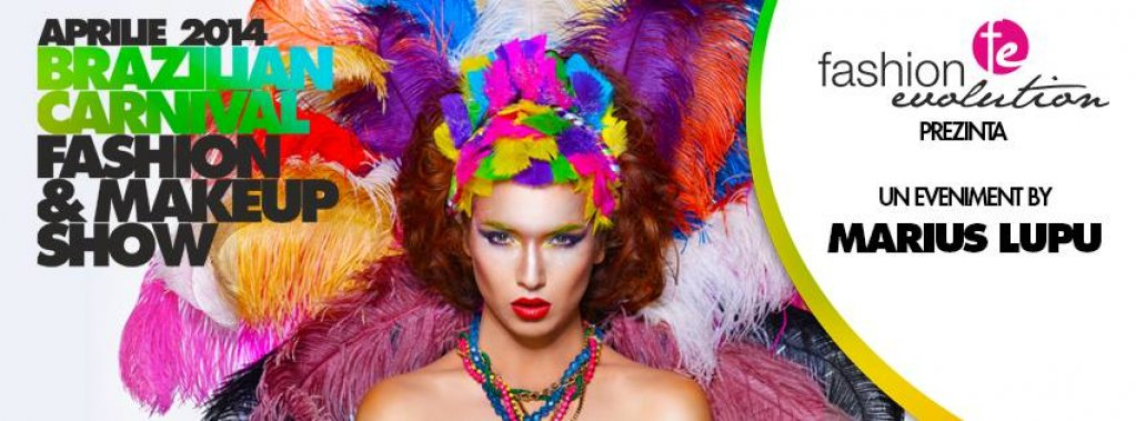 Brazilian Carnival Fashion & Makeup Show