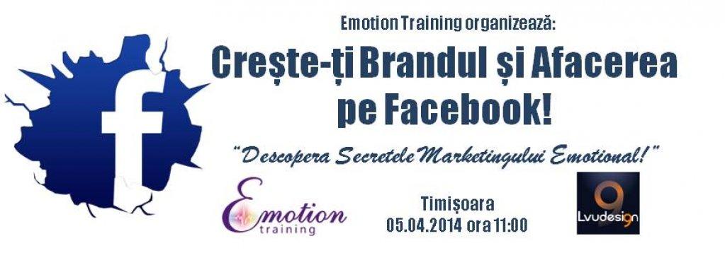 Secretele Marketingului Emotional pe Facebook