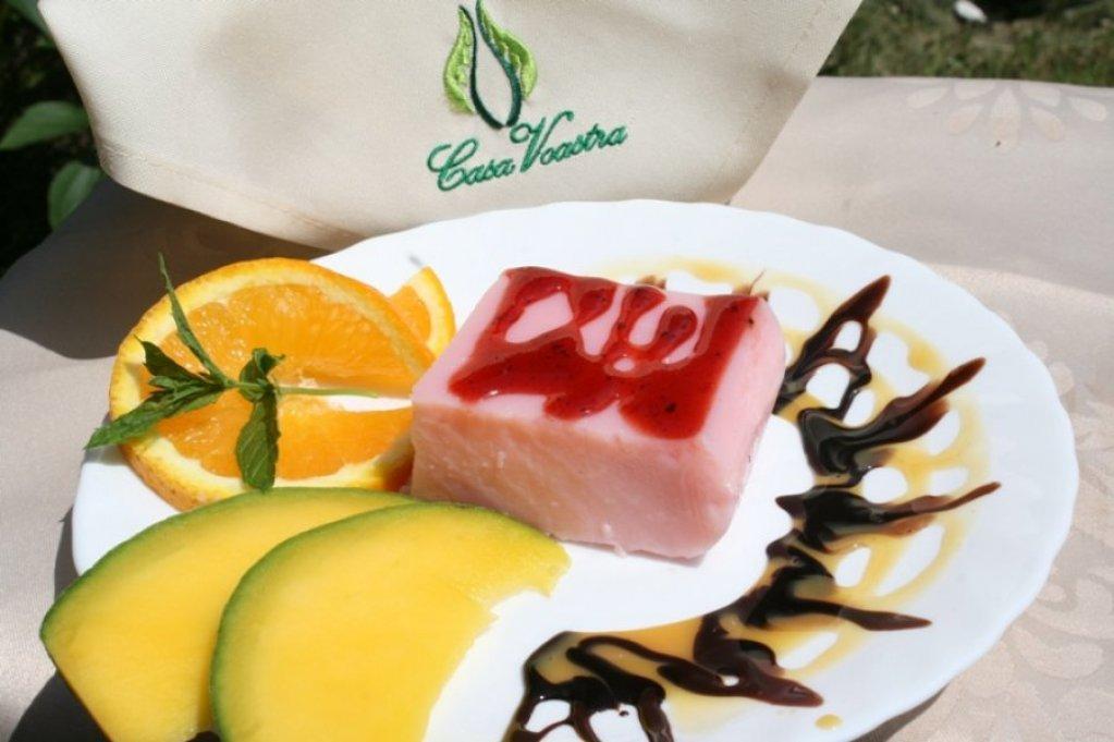Meniul zilei pentru 31 martie - 6 aprilie de la Restaurant Casa Voastra