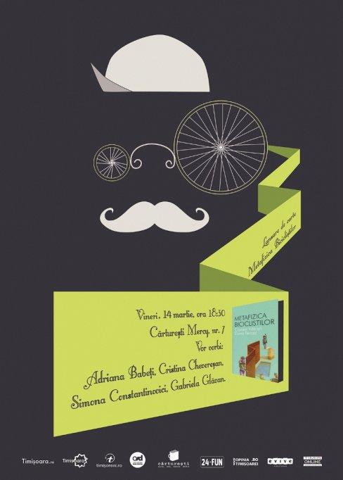 Metafizica biciclistilor - de Ciprian Valcan si Dana Percec