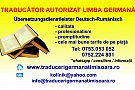 Traducator autorizat Germana