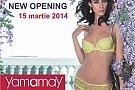Brandul italian de lenjerie intima Yamamay deschide la Iulius Mall Timisoara cel de-al doilea magazin din tara