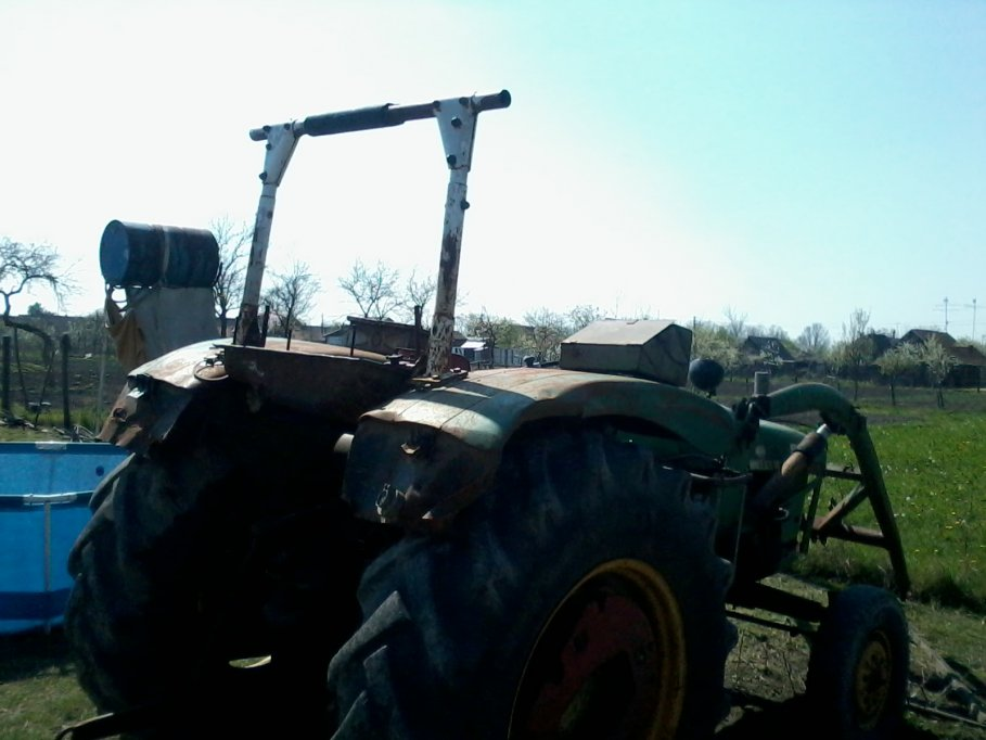 vand tractor john deere 53 PS