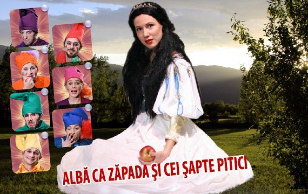Alba ca Zapada la Teatrul National