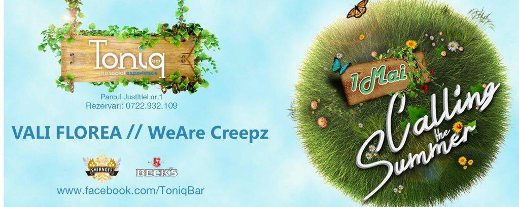 Calling the Summer la Toniq Bar
