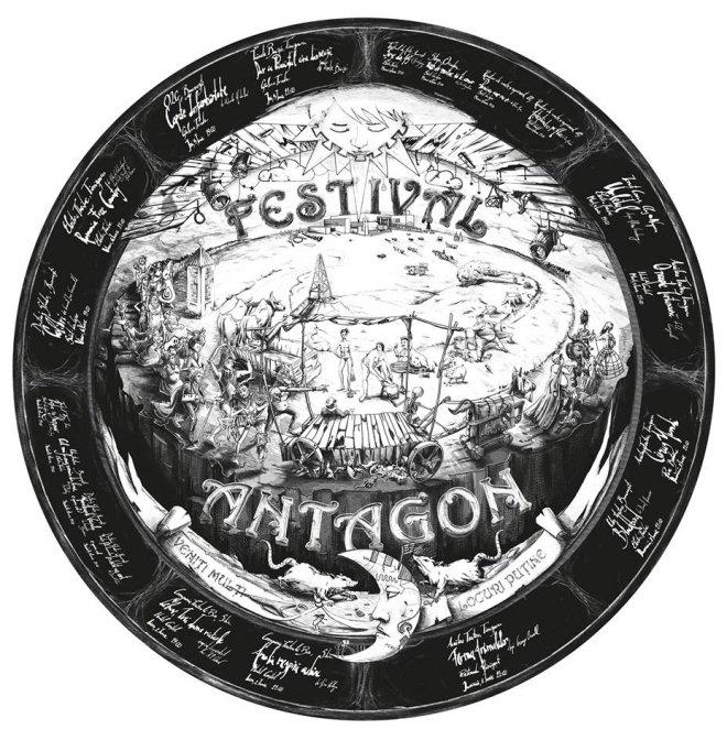 Antagon, festival de teatru independent la Timisoara