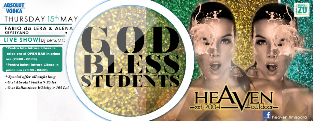 God Bless Students