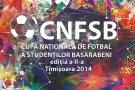 Cupa Nationala de Fotbal a Studentilor Basarabeni