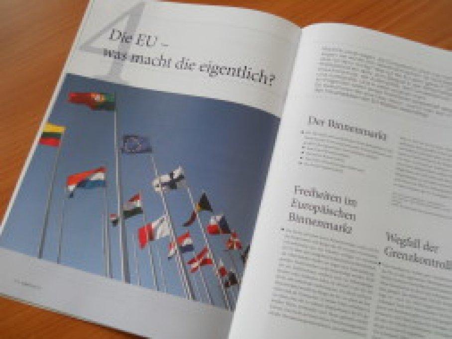 Descoperiti Europa cu Centrul Cultural German!