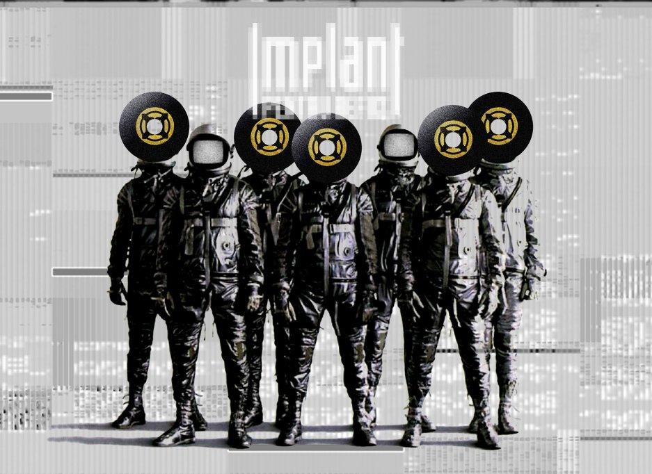 Implant Pentru Refuz: Radacini - DJ Set/Selectii alese de membrii formatiei