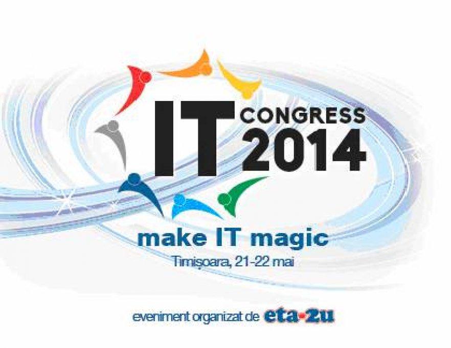 A sasea editie IT Congress a debutat cu succes la Timisoara