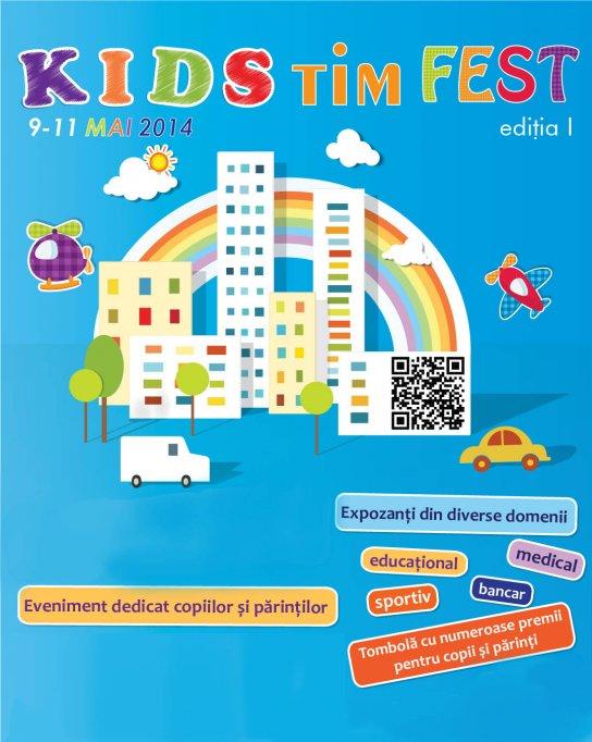 Targul KIDS TIM FEST 2014