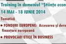 Training Areopagus - Fonduri Europene. Provocari etice in Business