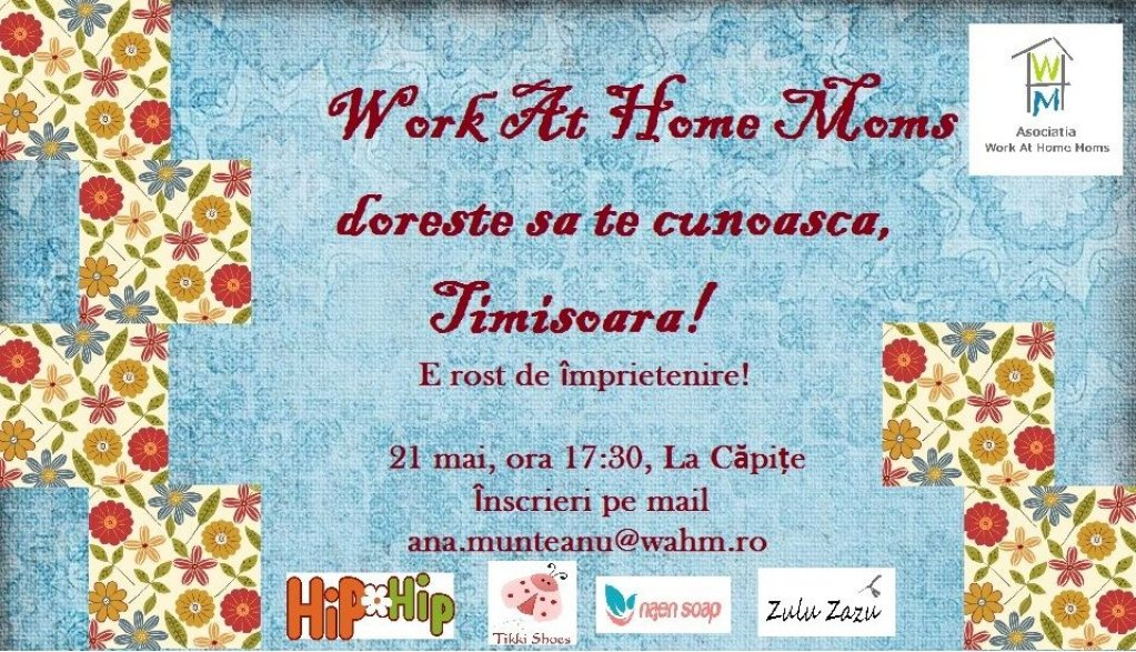 Work At Home Moms Romania