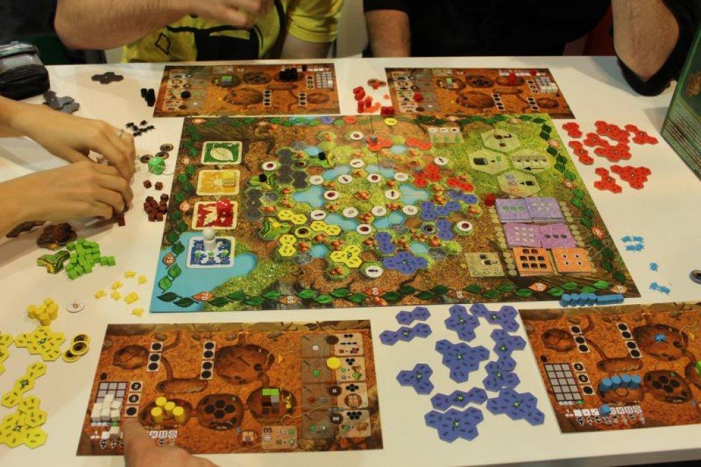 Boardgames - Seara cu joc