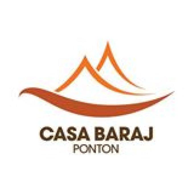 Ponton Casa Baraj Valiug
