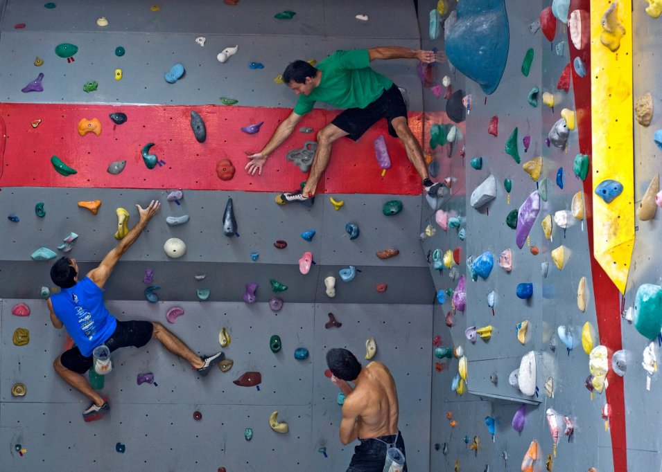One Move Climbing Club