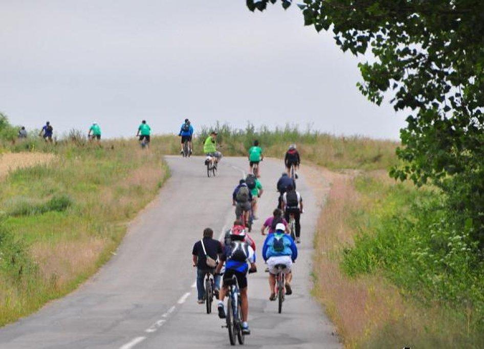 """Tura ciclista banateana """"Verde pentru Biciclete"""" nr. 3"""