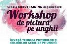 Workshop de pictura pe unghii
