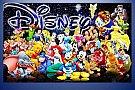 Petrecerea copiilor cu un personaj Disney