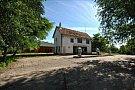 Vand Casa rezidentiala+Cladire comerciala+Statie Peco in Carpinis, jud.Timis(1000mp).