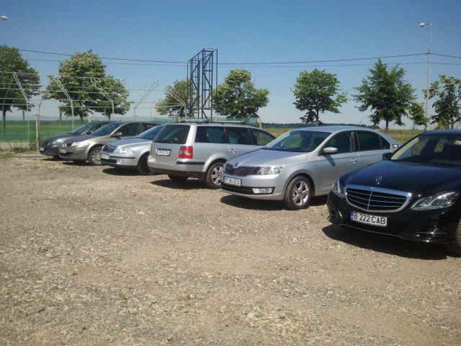 Tera-Park Parcare pentru Aeroport Timisoara