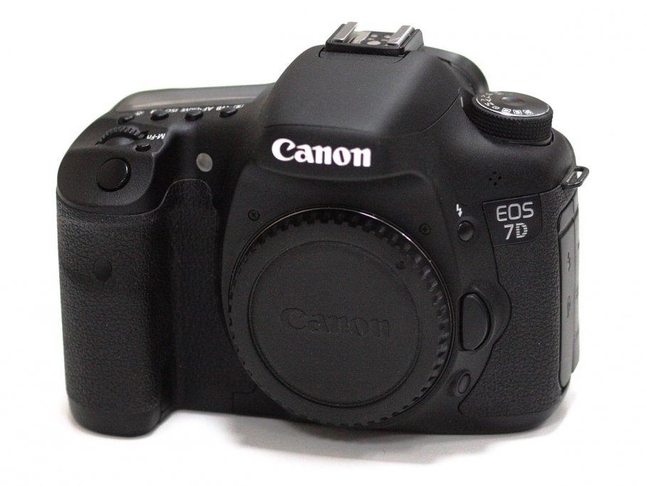 Canon EOS 7D body - cashback 700Lei @ SinPRO Timisoara!