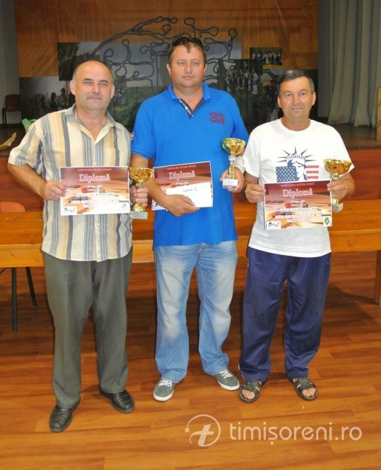 Bradu Vasile, castigatorul editie a III - a la Cupa de Table Dudestii Noi