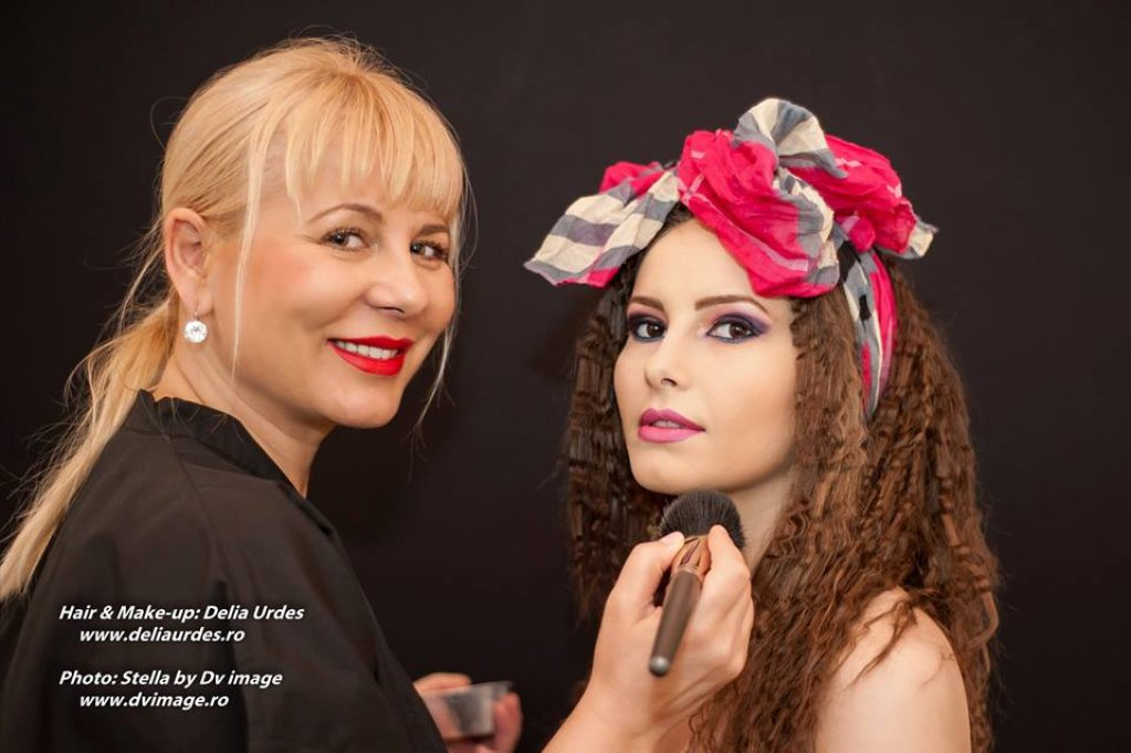 Curs make-up (automachiaj) in Timisoara