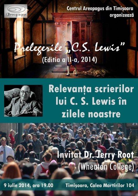 """Prelegerile """"C. S. Lewis"""""""