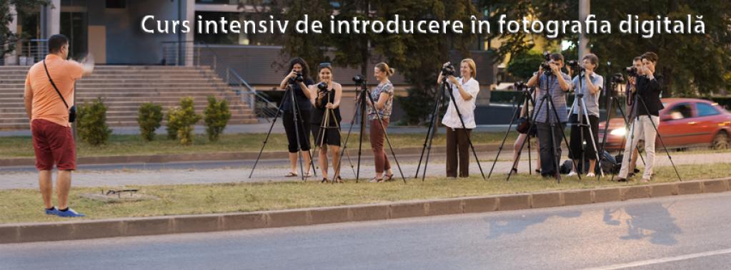 Fotografia pentru Începători Curs practic, în Timișoara!