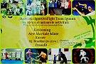 Arte martiale -Kick-boxing,MMA,Brazilian jiu-jitsu,Karate
