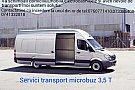 Transport marfa microbuz 3,5 t