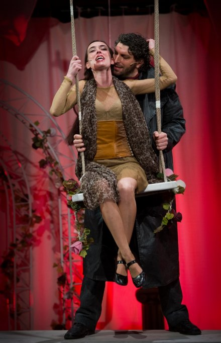 """Premiul publicului din Budapesta, pentru Teatrul Maghiar de Stat """"Csiky Gergely"""" din Timisoara"""