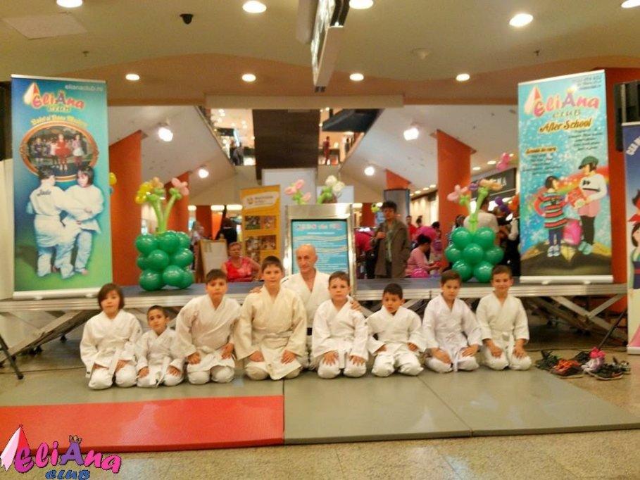 Cursuri de Judo pentru copii in Timisoara