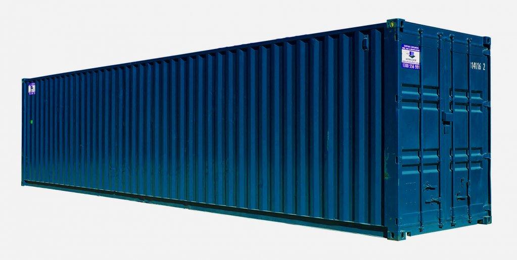 Promotie la containere maritime