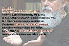 "Lansare de carte ""Se intorc mortii acasa"" - Cornel Constantin Ciomazga"