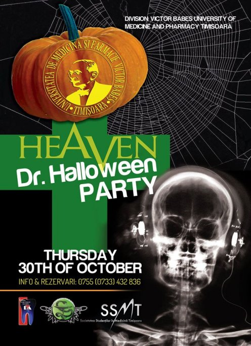 Dr. Halloween Party