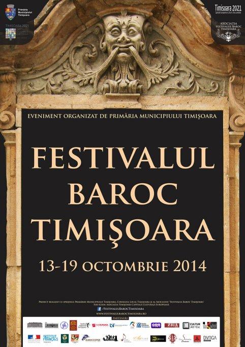 Centrul Cultural German Timisoara - partener la Festivalul Baroc Timisoara