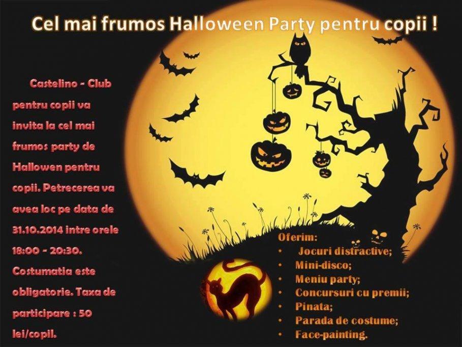 Halloween de la Castelino