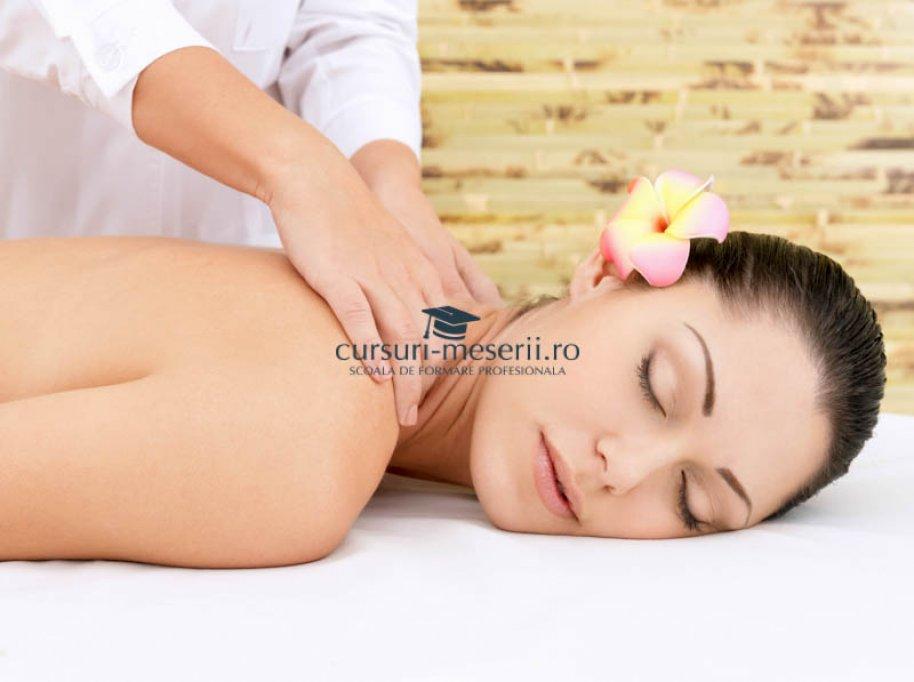 curs masaj timisoara
