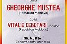 Muzica romaneasca de pe ambele maluri ale Prutului