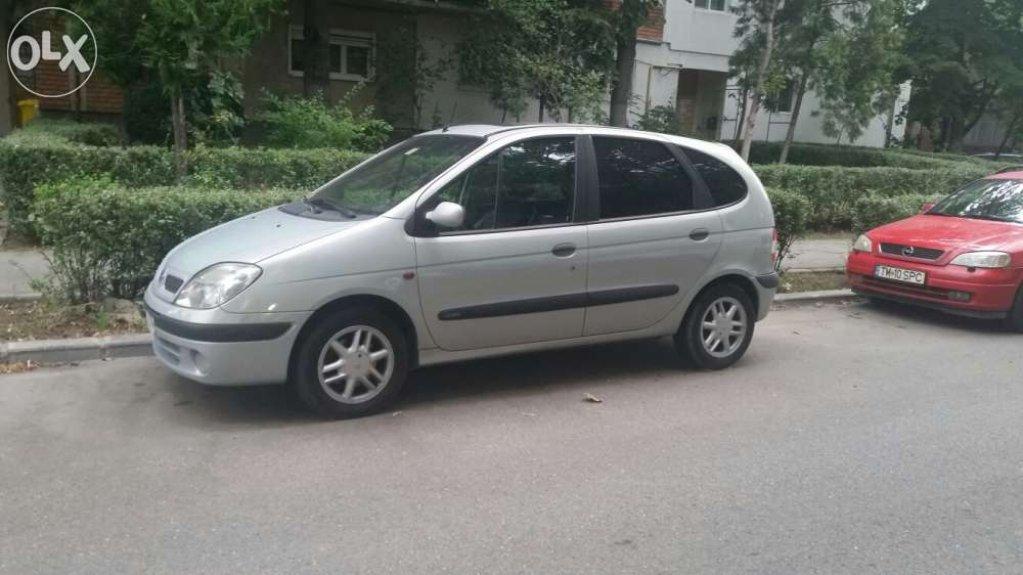 Renault Scenic 2002 distributie schimbata recent!